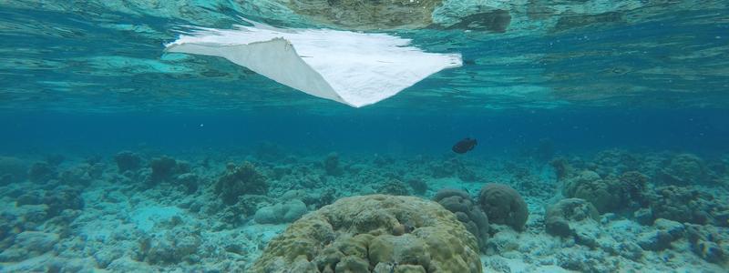 Plastik im Indischen Ozean
