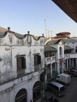 Hostel auf Sansibar