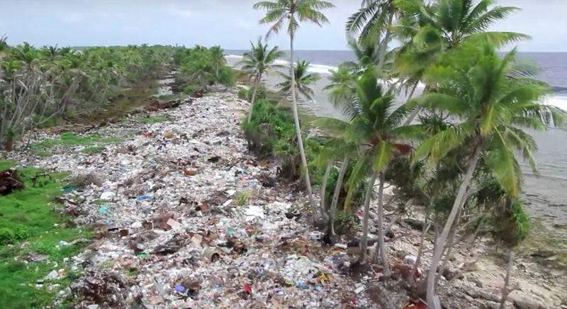 A plastic ocean der Film