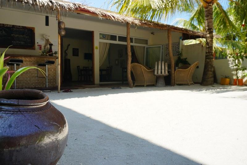 Unterkunft Geheimtipp auf den Malediven
