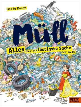 Kinderbuch Plastikmüll