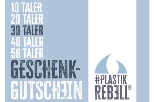 Ozeankind Shop Plastikrebell Gutschein